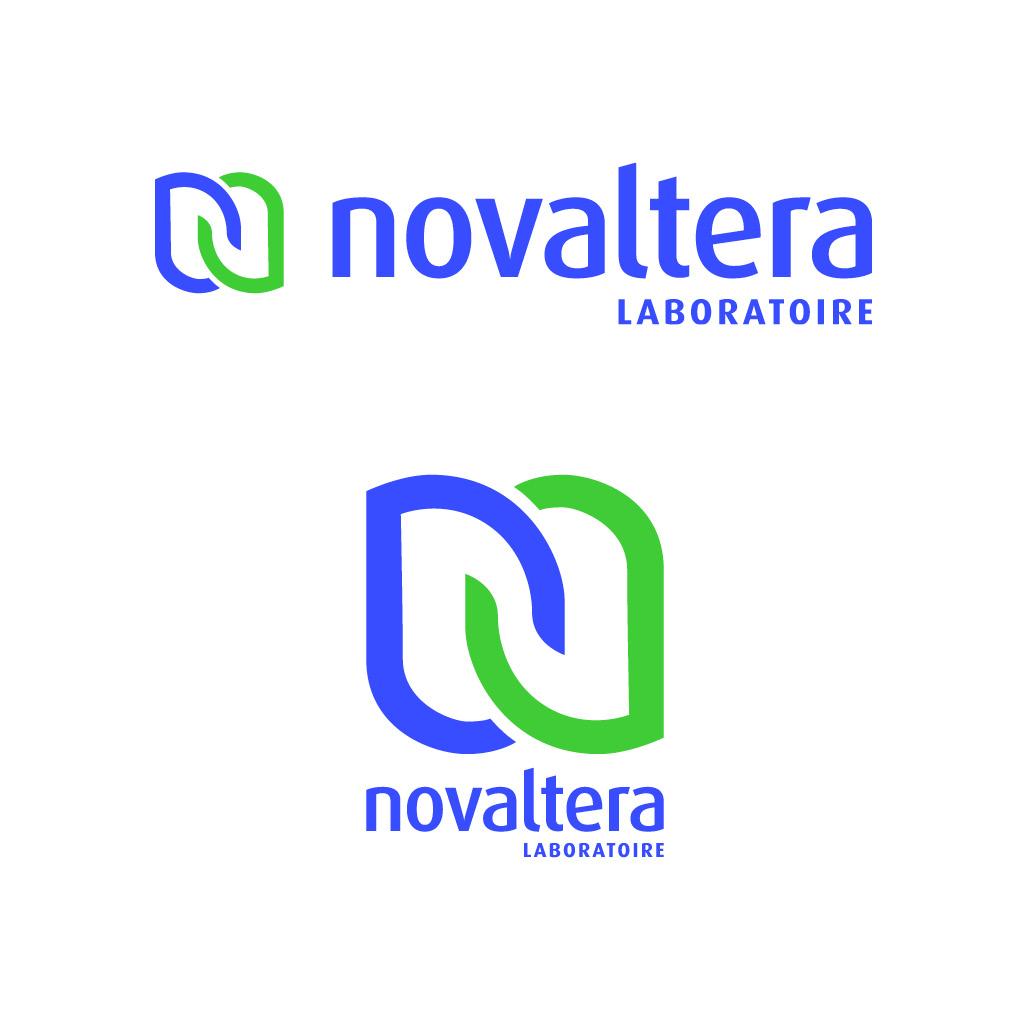Logo novaltera plateforme de marque Stratégie