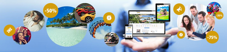 Premium Online, site internet comité d'entreprise