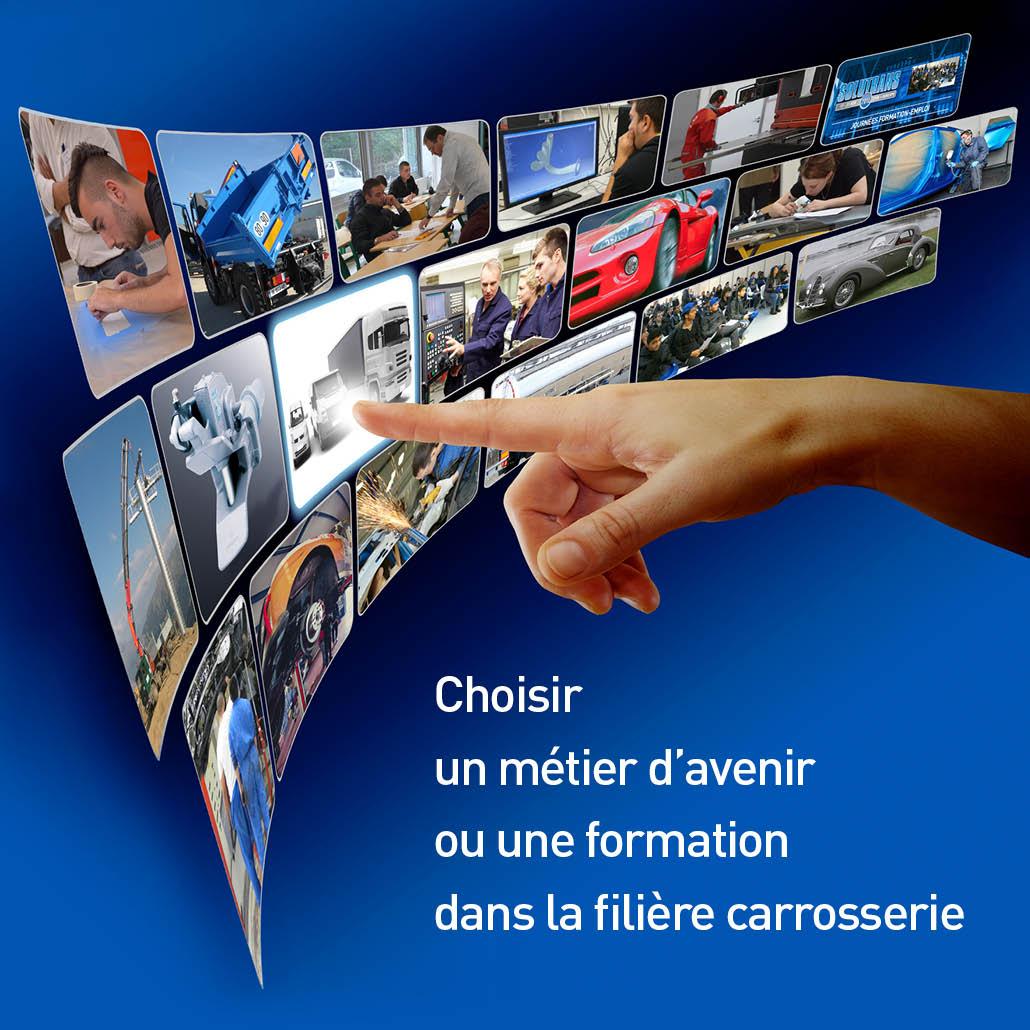 stratégie de communication agence marquante FFC formation Visuel principal de communication