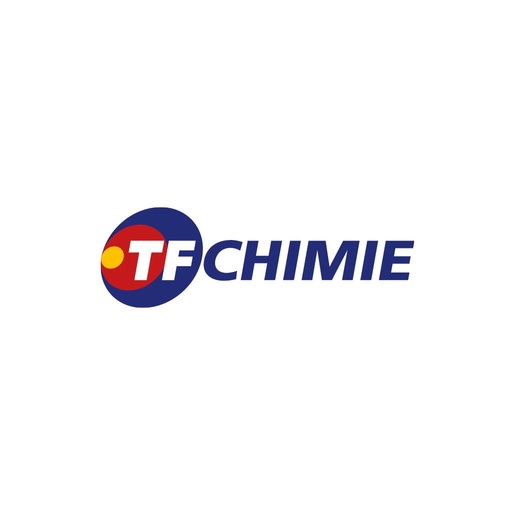 agence design paris agence marquante logo TF CHIMIE 1