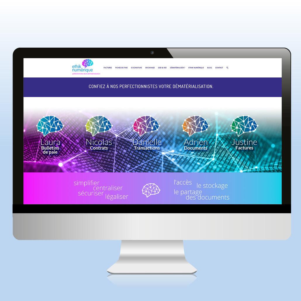 plateforme de marque éthique paris 92 93 94 design identité de marque stratégie