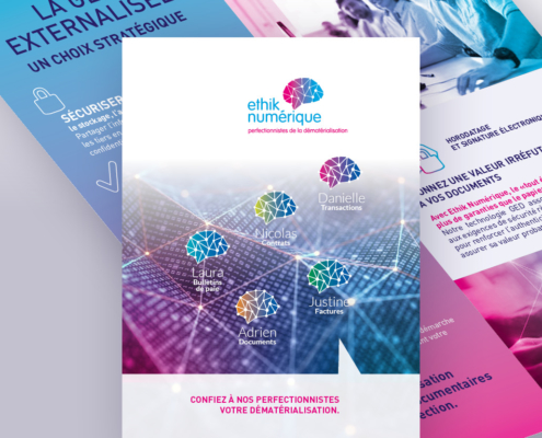 communication de marque éthique paris 92 93 94 design identité de marque stratégie