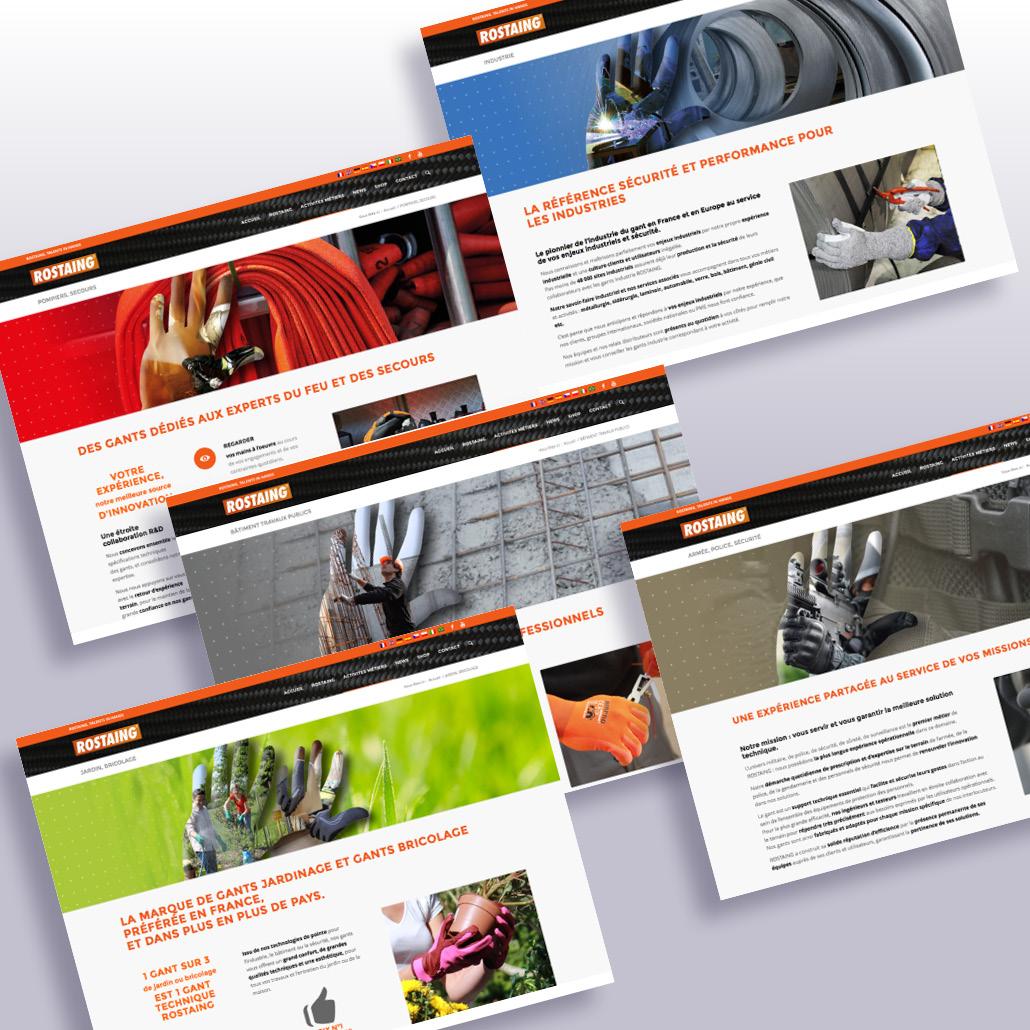 plateforme de marque communication strategie site rostaing lead leader
