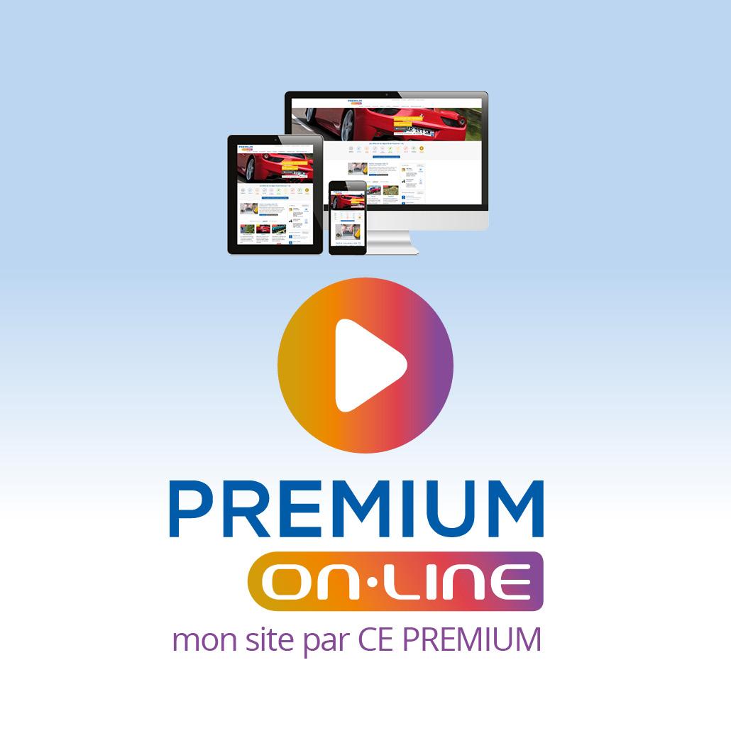 site internet comité d'entreprise CE CSE marque premium