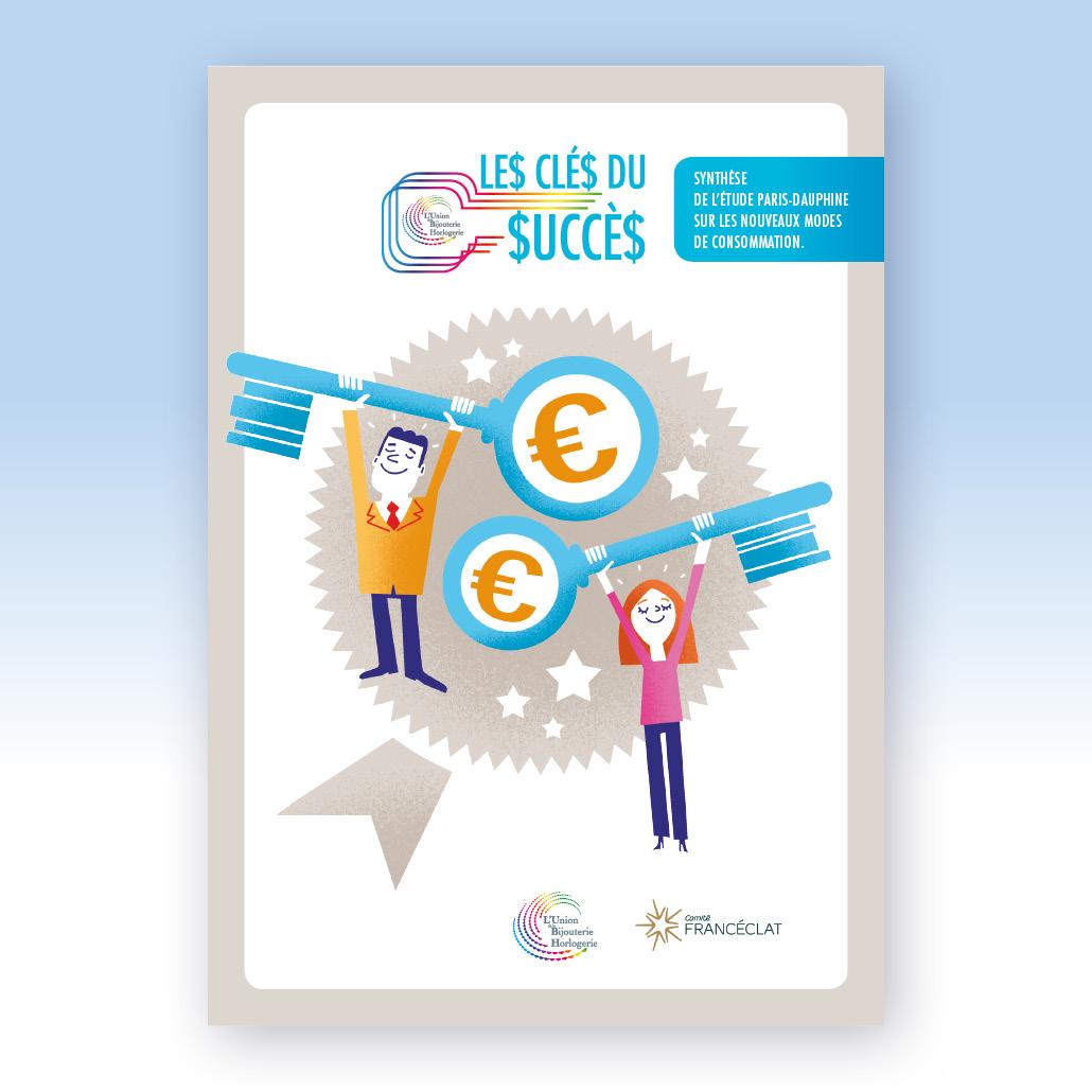 conseil marketing agence marquante UBH Brochure