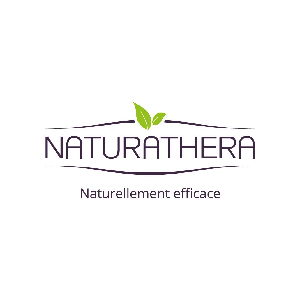 création de marque agence marquante Naturathera Logo